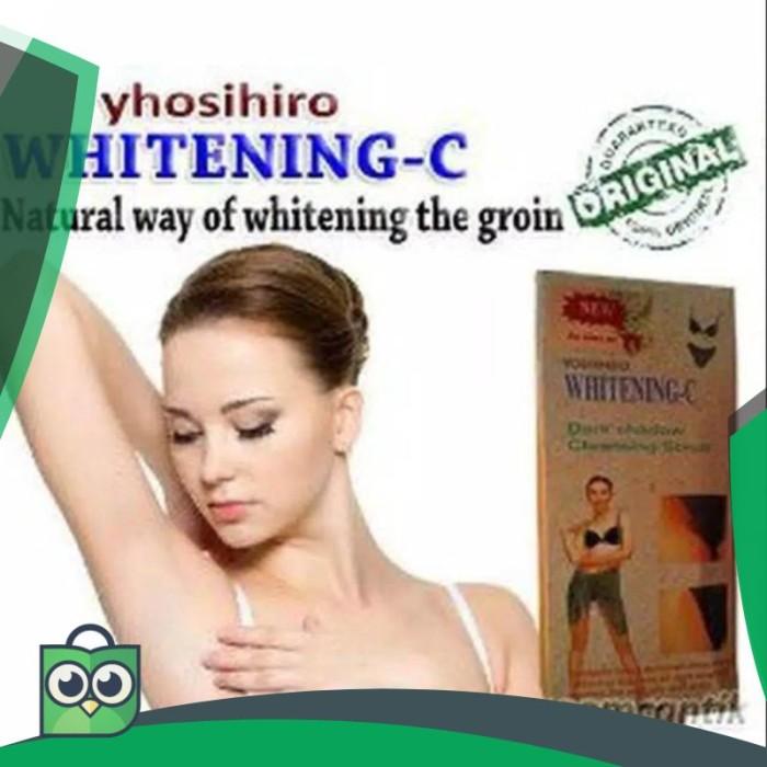 Cream Sabun Pemutih Ketiak Dan Selangkangan Whitening C Obat Pemutih