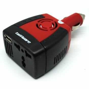harga Taffware power car inverter 150w 220v ac eu plug 5v usb charger Tokopedia.com