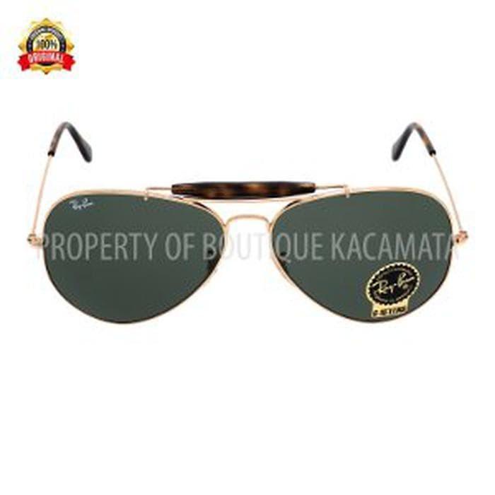 Jual Kacamata Rayban Original Outdoorsman II 3029-181 - TeslaOB407 ... 500b45bd5e