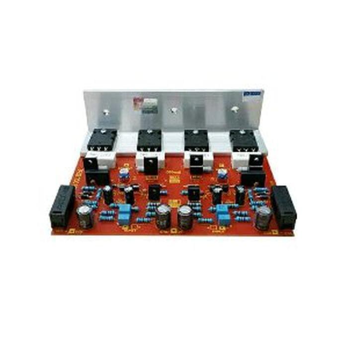 Jual KIT Power Amplifier Stereo Hyper OCL 600 Watt By BELL elektronik - DKI  Jakarta - arka putrashop | Tokopedia