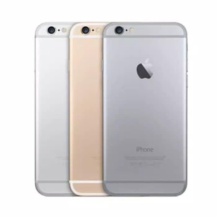 ... harga Iphone 6 16gb silver second ex international no garansi  Tokopedia.com dd8a72f88e