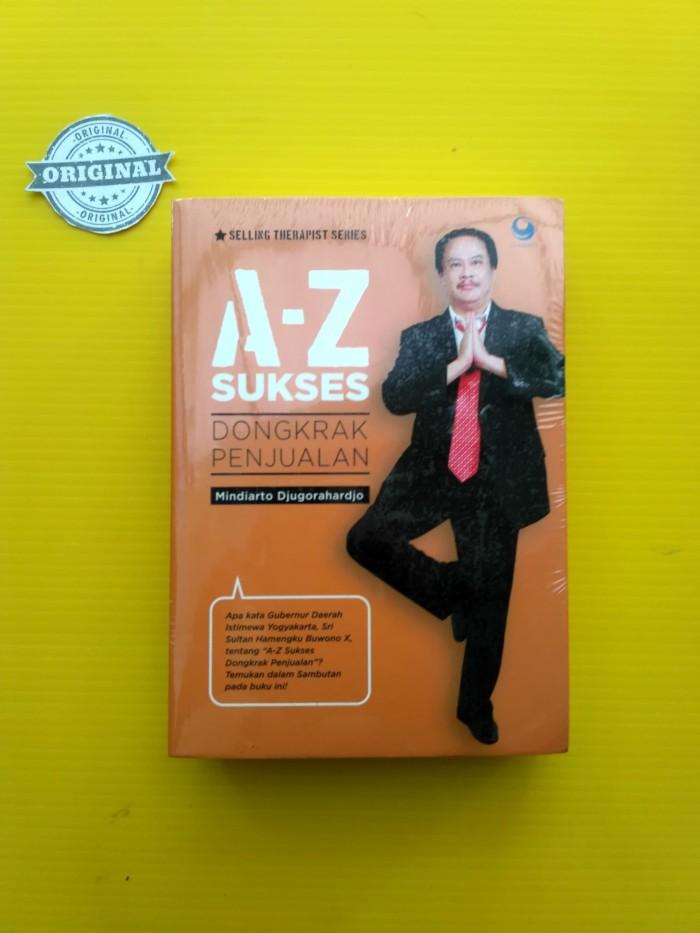 A-Z Sukses Dongkrak Penjualan by Mindiarto Djugorahardjo - DG2