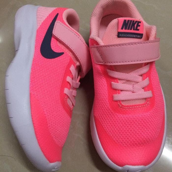 56c03a85790e0 Jual Nike flex experience RN 7 kids Diskon - yupiter shop88