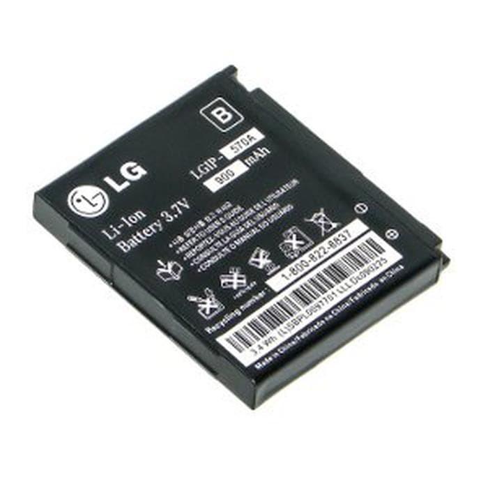 BATTERIA ORIGINALE LG LGIP-570A KF700 CF750