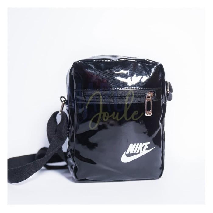 1e24650b4691 Jual Man Sling Bag Nike Reflective Fabric - Deep Blue Nike Swoosh ...