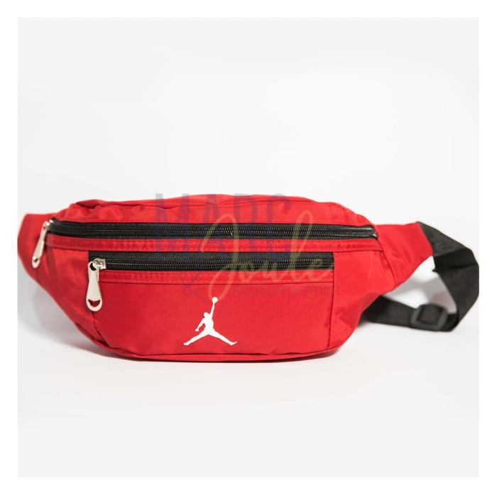 a731642e4a92 Jual Nike Air Jordan Jump Man Basket Waist bag Jordan Training sport ...