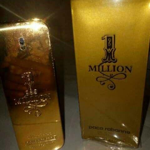 parfume pria one million pacco rabanne