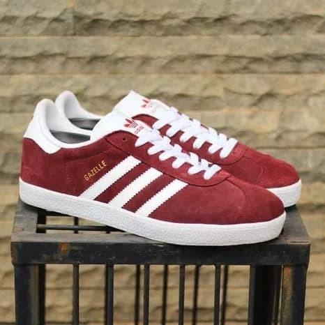 60031927d5b4 Jual sepatu adidas gazelle ll red list white - PUBG COLLECTION ...