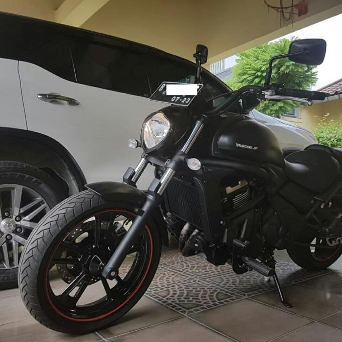 Kawasaki Vulcan 2017 >> Jual Motor Kawasaki Vulcan S Se Th 2017 Wrn Hitam Kondisi Original Mulus Kota Bekasi Cakra Maju Motor Tokopedia
