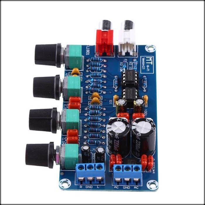 harga Hifi tone control stereo ne5532 preamp audio amplifier Tokopedia.com