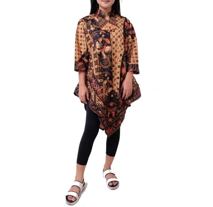 Jual Baju Batik Blus Batik Baju Kerja Baju Kerja Batik Atasan Batik Wanita Kab Bantul Etnik Batik Indonesia Tokopedia