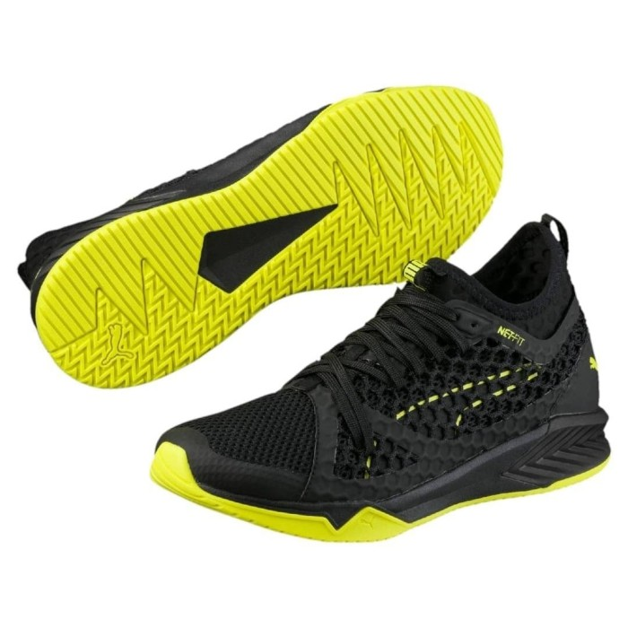 a4544849d484d Jual Sepatu Wanita Puma IGNITE XT Netfit Wns Black Original BNIB ...