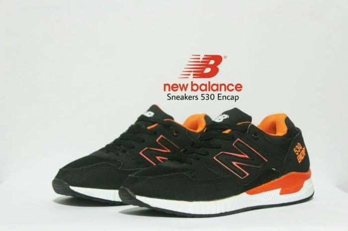 Jual Free Bonus !!! Sepatu Murah Pria Running New Balance 530 Black ... 6fd9bfae2a
