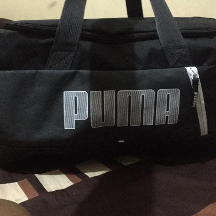 353e3afa9d Jual Travel Bag PUMA ORIGINAL (Bisa untuk tas Fitness) - Platinumi ...