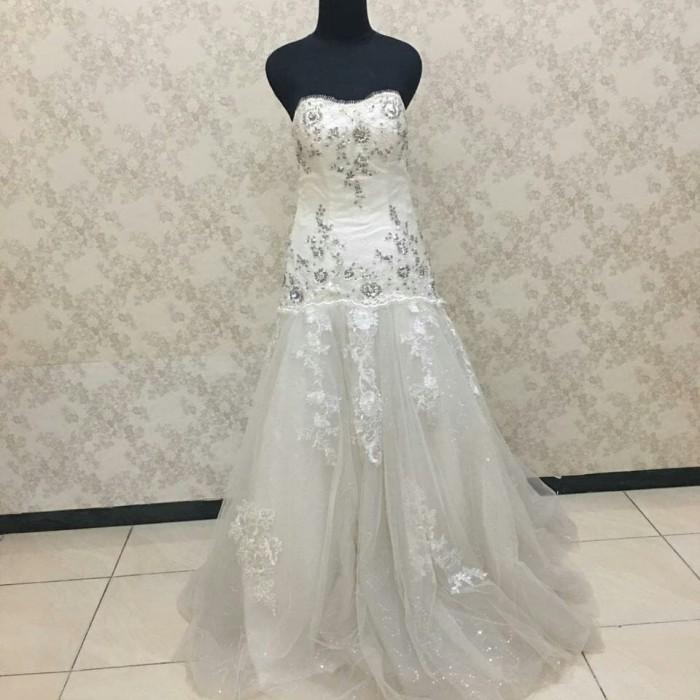Jual Gaun Pengantin Bride Eropa Style Modern 1 Kota Surabaya