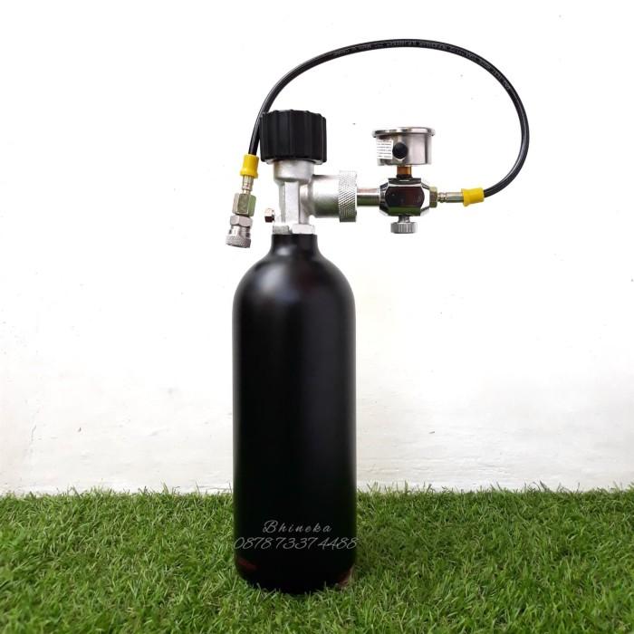 harga Tabung scuba mini 1000cc/1 liter / tabung scuba kecil Tokopedia.com