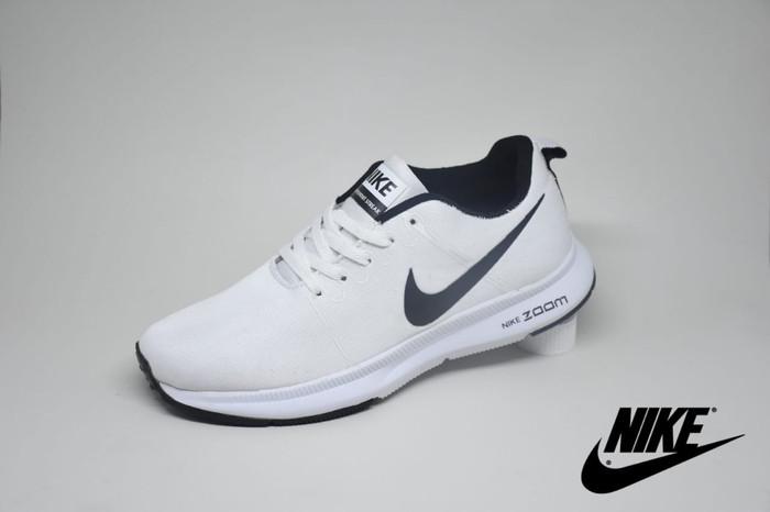 harga Sepatu nike zoom streak / white / putih running olahraga tenis voli Tokopedia.com
