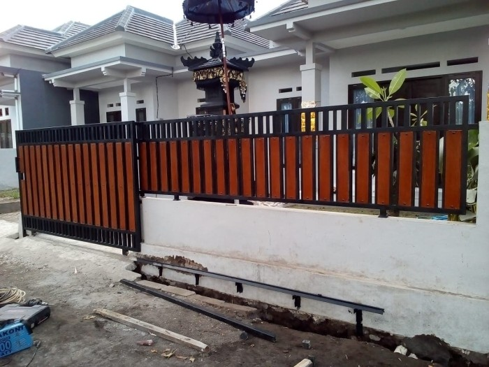 Jual Pagar Besi Minimalis Anti Karat Kota Denpasar Bengkel Las Bali Tokopedia