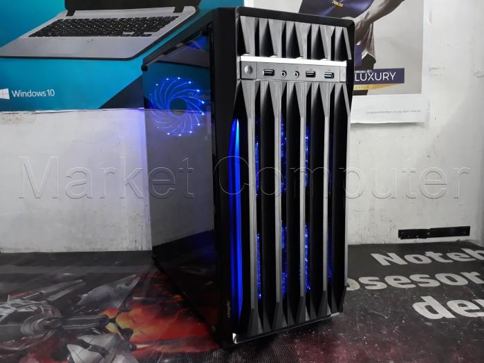 harga Pc gaming rakitan core i7 8700 + gtx 1060 (8th generation) Tokopedia.com