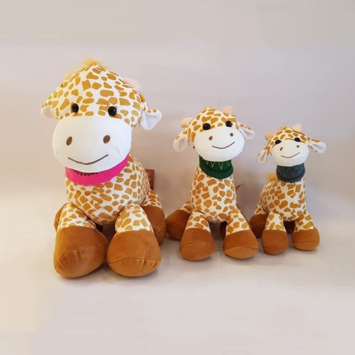 Istana boneka - giraffe w syal jumbo 0764f204c5