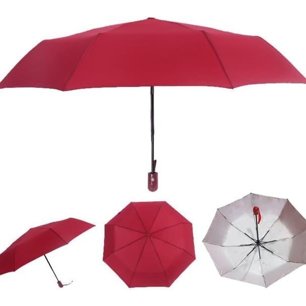 Payung lipat otomatis dan payung murah