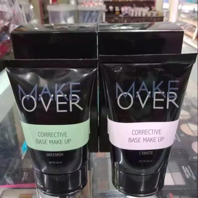 Make Over Corrective Base Make Up 40ml Original
