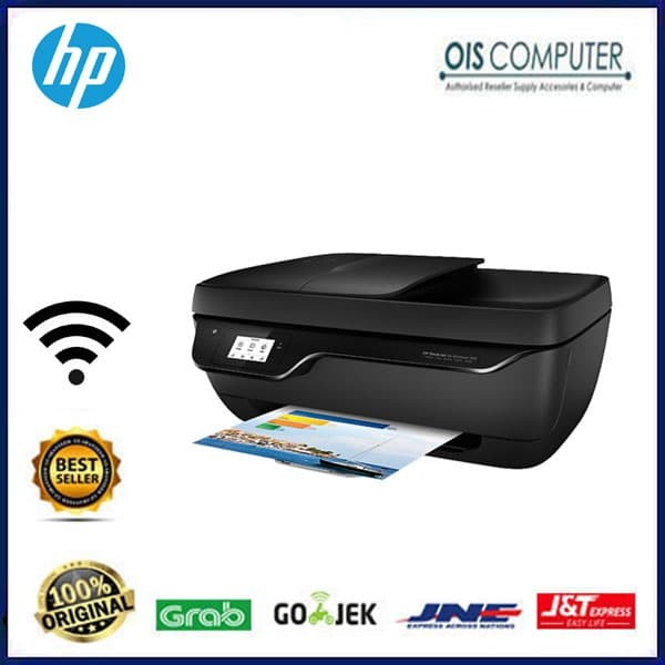 harga Printer hp deskjet 3835 ink advantage all in one wireless desk jet Tokopedia.com
