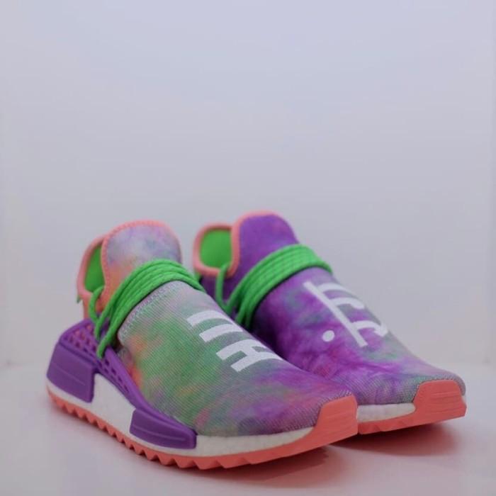 promo code a1d92 1403d Jual Adidas NMD Hu holi mc pink - Kota Batam - baretta store | Tokopedia