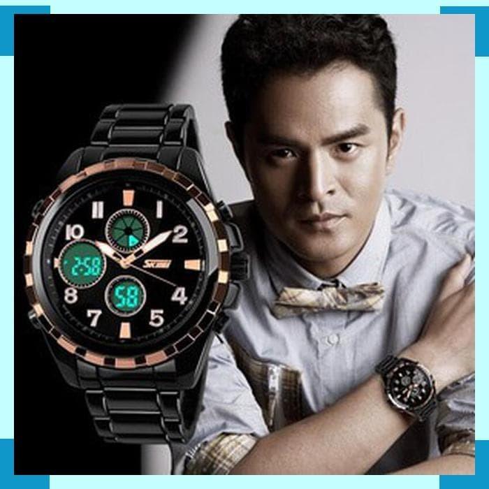 ... SKMEI Casio Men Sport LED Watch Water Resistant 30m AD1021 ORIGINAL