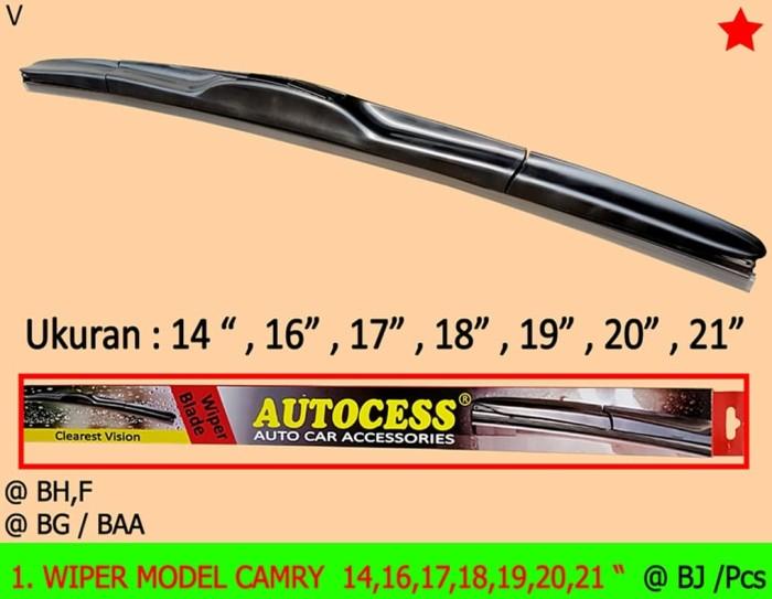 harga Wiper model camry 14 16 17 1819 20 21 Tokopedia.com