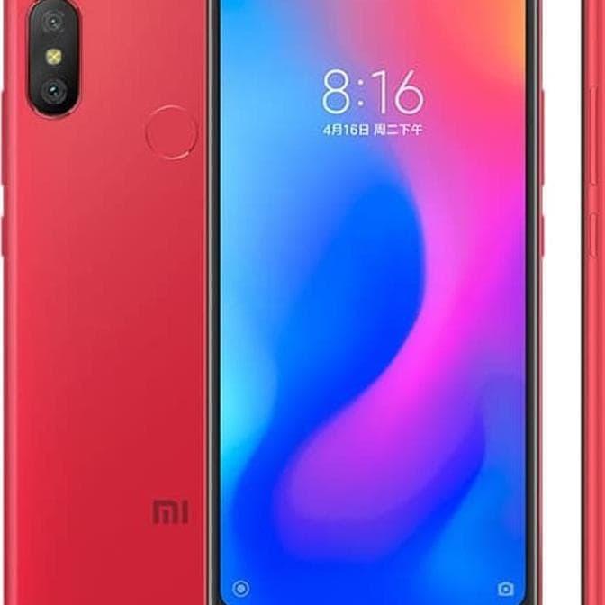Jual Handphone Xiaomi Mi A2 Lite Ram 4gb Rom 64gb Promo Handphone