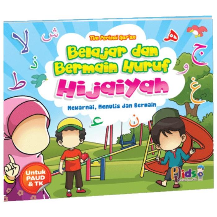Jual Buku Anak Belajar Dan Bermain Huruf Hijaiyah Mewarnai Menulis