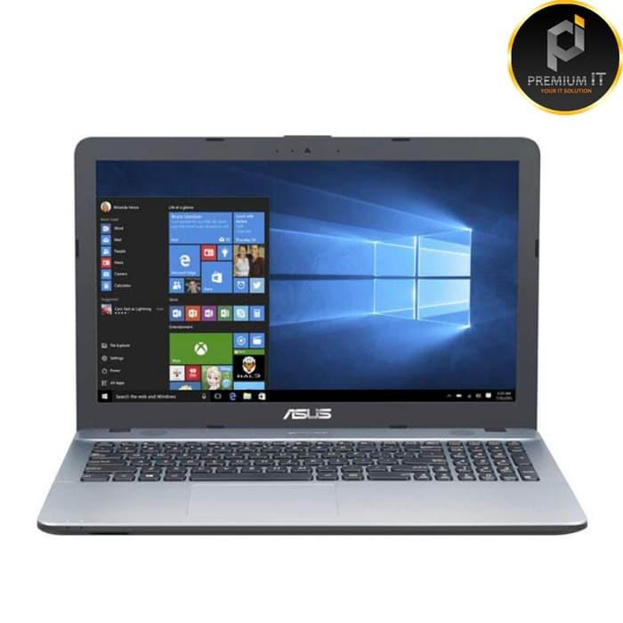 harga Asus x441ua-ga312t/intel core i3-7020u/4gb/1tb/dvd/14 /win10/silver Tokopedia.com