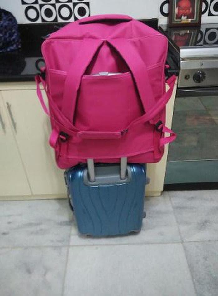 18442bd4f41 Jual Tas Backpack Stroller Kiddo. Yoya Dan Babyzen Yoyo - Hitam ...