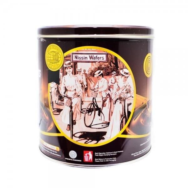 harga Nissin wafer choco 570gr 1 karton isi 6 kaleng Tokopedia.com