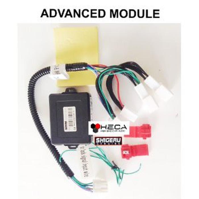 Spion Lipat Elektrik Otomatis Mobil Auto Retract Mirror Kit El Diskon