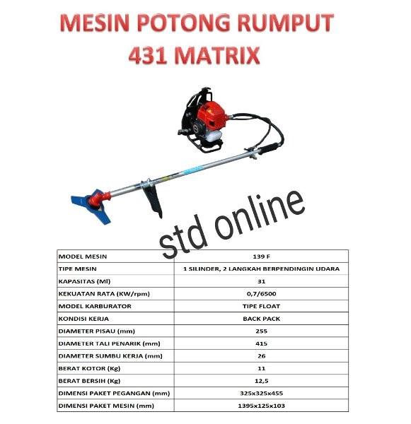 Harga Alat Pemotong Rumput Travelbon.com