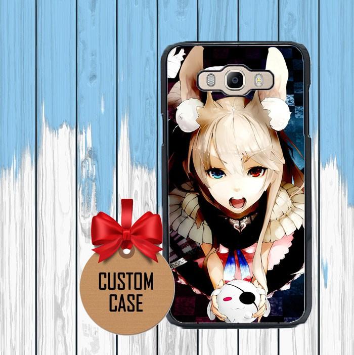 Jual Casing Custom Hardcase Samsung J2 Prime Anime Wallpaper O1223