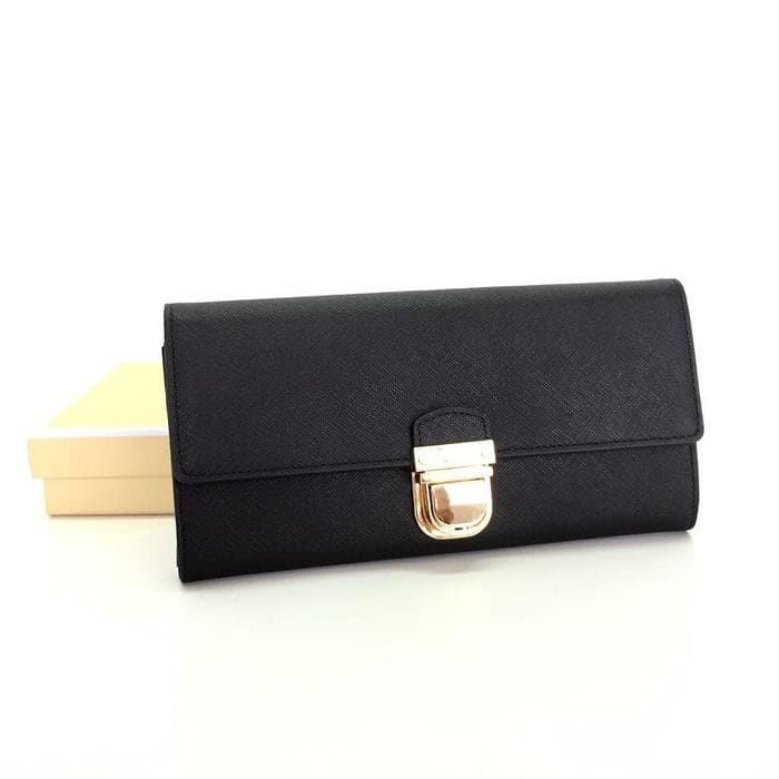 1e20088cf6aa Dompet Wanita MICHAEL KORS Bridgette Flap Wallet Original / Authentic -