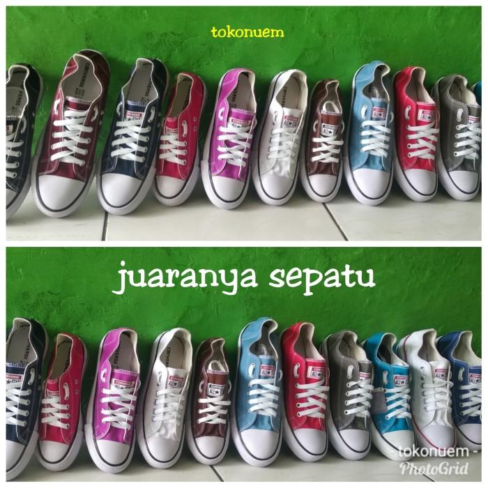 Jual Sepatu Converse all Star Murah - tokonuem  00177129fe