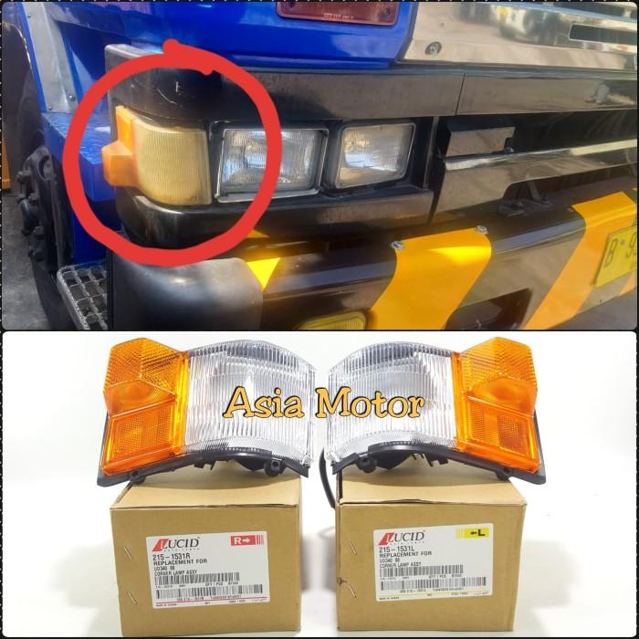 harga Lampu sen depan - truck nissan cw340 built up Tokopedia.com