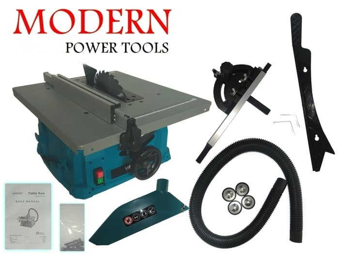 harga Table saw modern mesin gergaji meja 8  modern m608 Tokopedia.com
