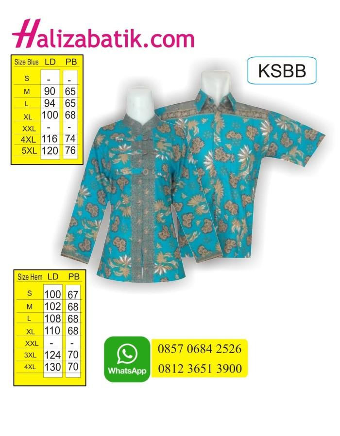 Jual Contoh Baju Batik Model Baju Batik Kerja Baju Batik Terbaru Ksbb Hem 3xl Kab Mojokerto Haliza Batik Tokopedia