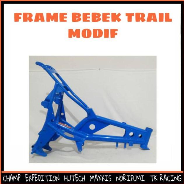 harga Rangka Bebek Trail GTX Tokopedia.com