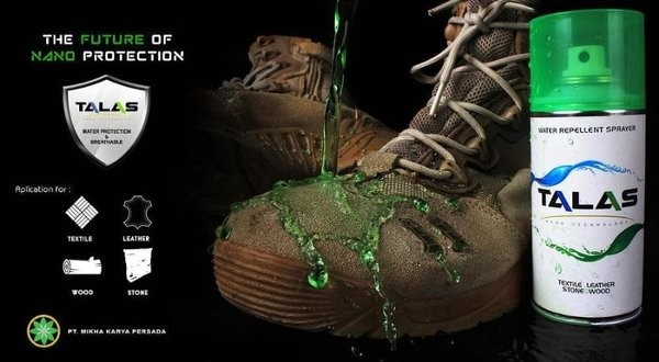 Promo Talas Water Repellent Spray Anti Air