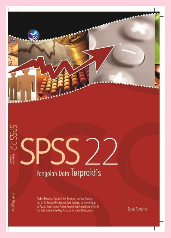 harga Spss 22 pengolah data terpraktis Tokopedia.com