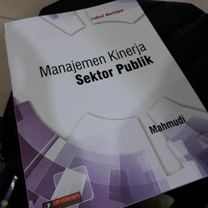 harga Buku manajemen kinerja sektor publik mahmudi edisi ketiga Tokopedia.com