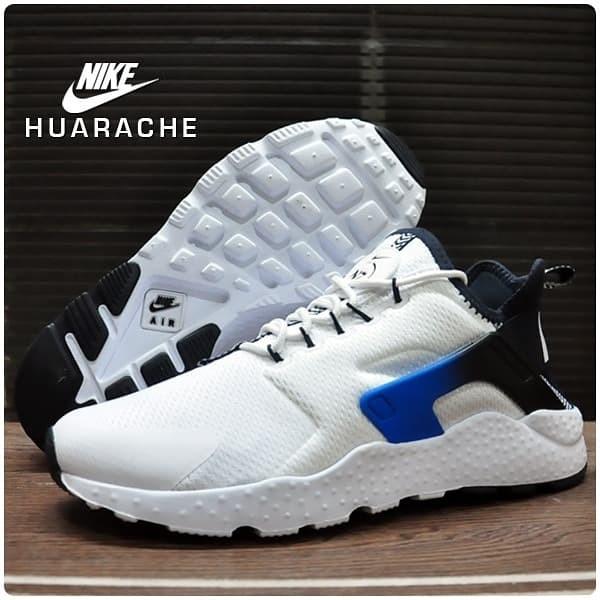 Jual Nike Air Huarache Run Ultra N7 Original White - Putih, 40.5 - Kota Tangerang Selatan - triple07 | Tokopedia