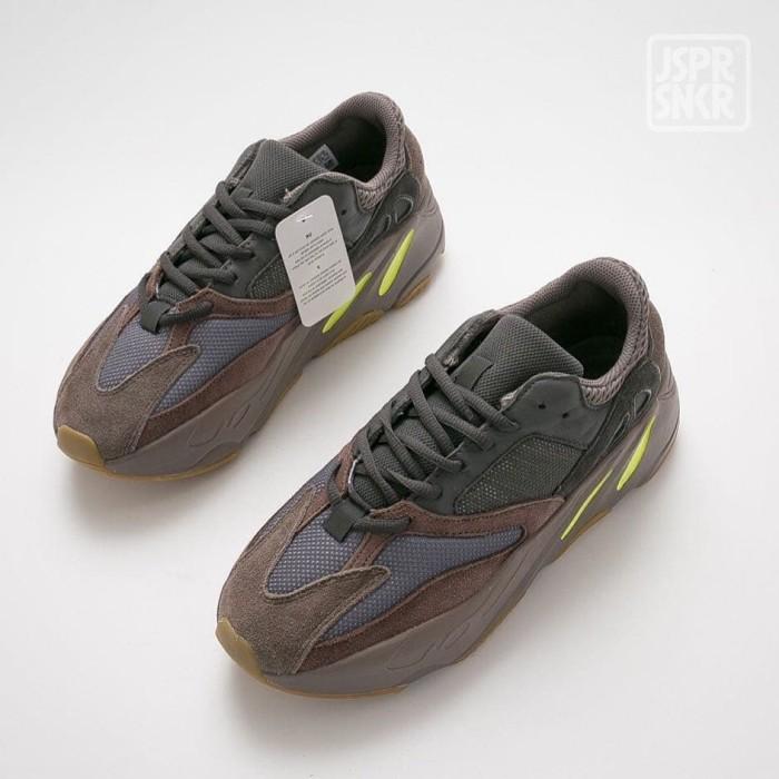 finest selection 6e4c8 659aa Jual Adidas Yeezy Boost 700 Wave Runner - Mauve - Kota Bandung - Jasper  Sneakerz | Tokopedia