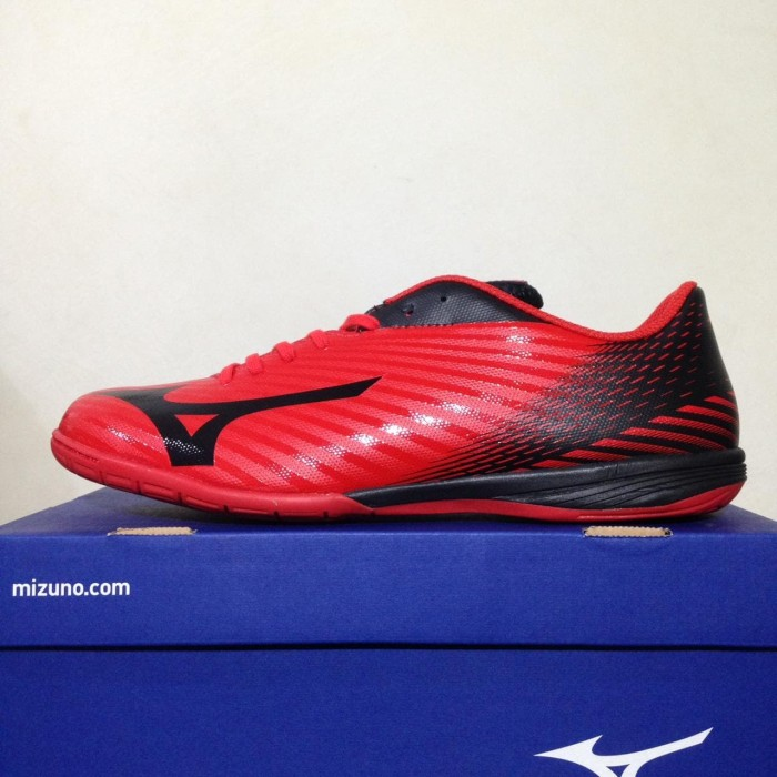 Sepatu Futsal Mizuno Basara Sala Select IN Flame Scarlet Q1GA193209 d525850ed8
